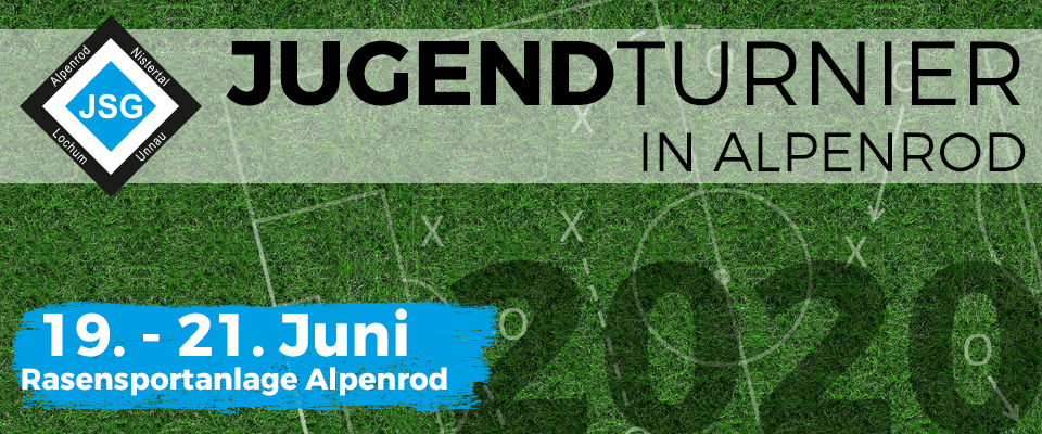 Header traditionelles Jugendturnier in Alpenrod